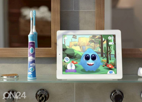8dc1ff74539 Elektriline hambahari Philips Sonicare For Kids Bluetooth SJ-142890 ...