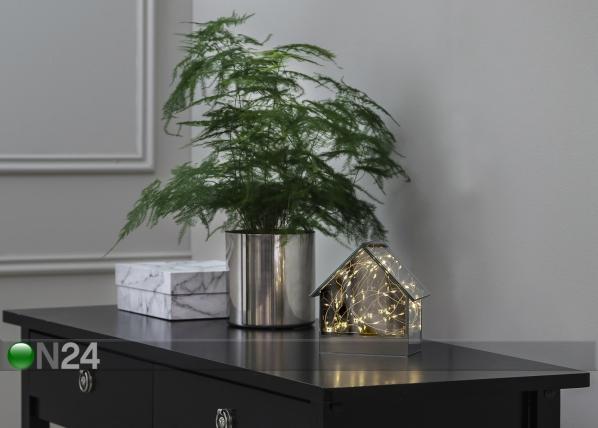 LED dekoratiivne maja AA-142932