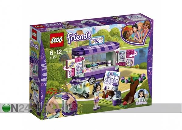 Emman taidekoju LEGO FRIENDS RO-142975
