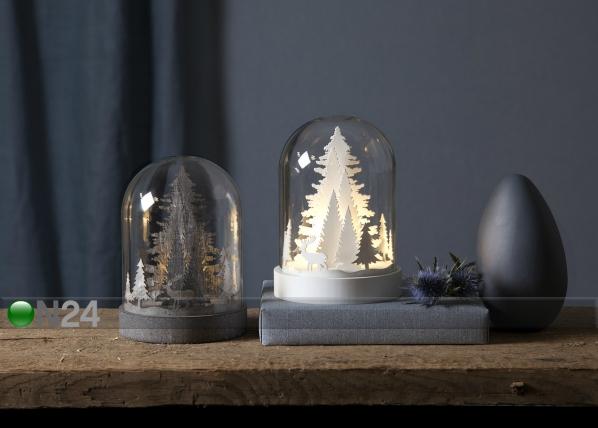 LED jõulukaunistus Kupol AA-142989