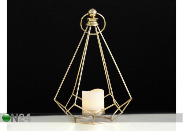 LED küünlaga latern Edge AA-142992