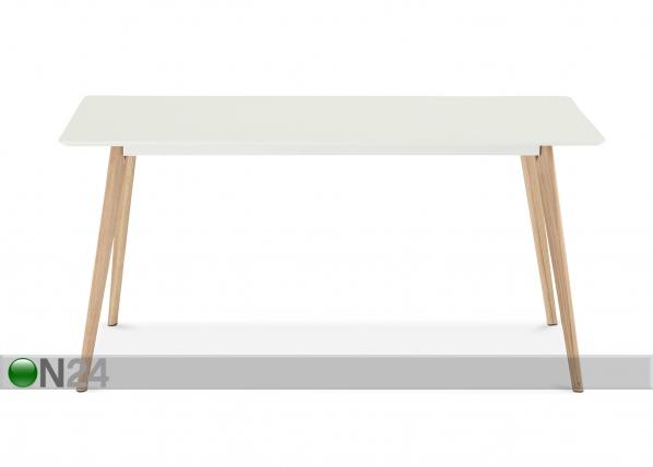 Ruokapöytä LIFE 160x90 cm AY-143184