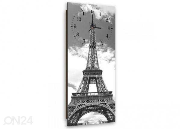Kuvallinen seinäkello EIFFEL TOWER 1 ED-143931