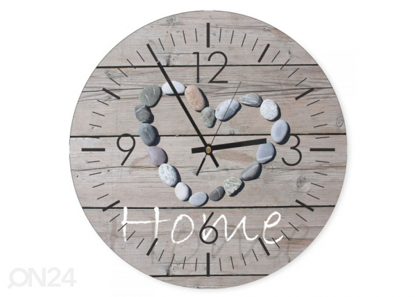 Kuvallinen seinäkello Home ED-144223