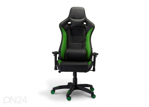 Töötool Gaming de Luxe, must/roheline AY-144510