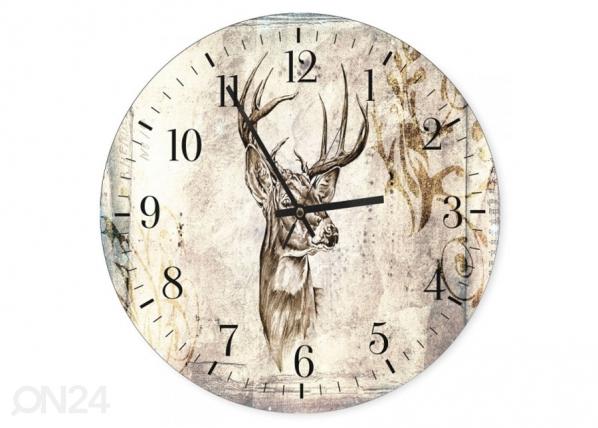 Kuvallinen seinäkello Deer 4 ED-144553
