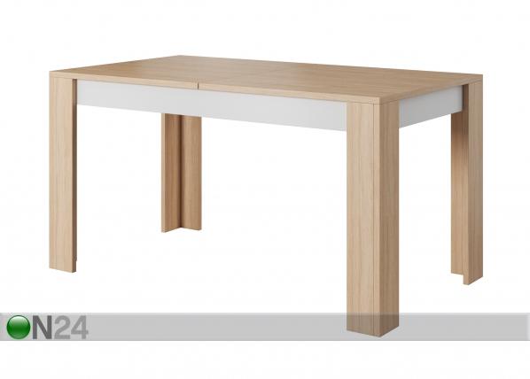 Удлиняющийся обеденный стол 140-180x80 cm CM-145046