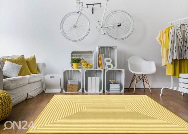 Matto Braid Yellow A5-145584