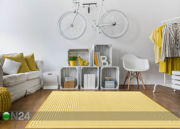 Matto Braid Yellow A5-145585