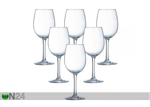 Viinilasit LA CAVE 6 kpl AG-145632