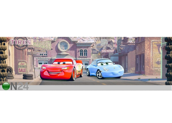 Seinakleebis Cars 3 ED-145792