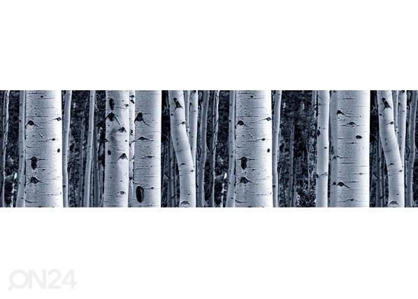 Seinätarra Birch 14x500 cm ED-145817