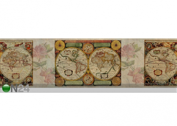 Seinätarra Map 14x500 cm ED-145872