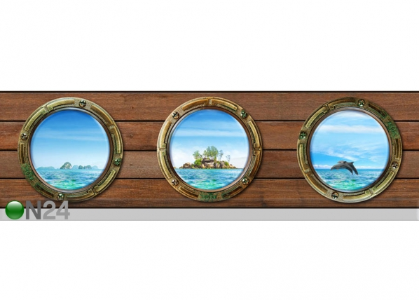 Seinätarra Island 14x500 cm ED-145873