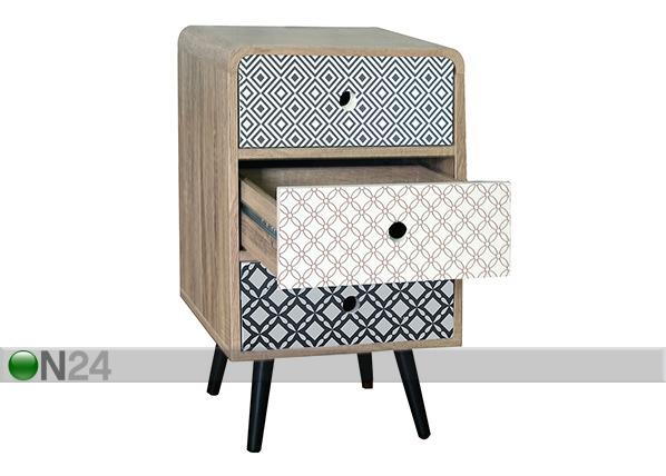 Yöpöytä Mail Box AY-145919