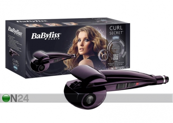Kiharrin Babyliss Curl Secret Ionic MR-145971 - ON24 Sisustustavaratalo 471c8879f6