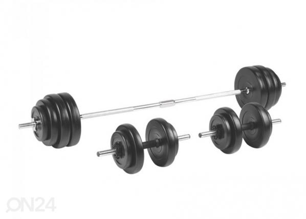 Painonnostosetti 3-50 kg TC-146201