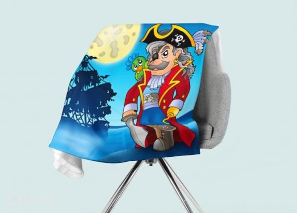 Fleecepeitto Pirate ED-146552