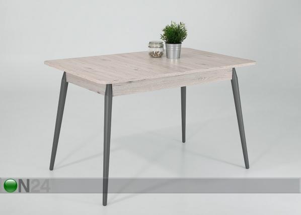 Jatkettava ruokapöytä Lore I 80x140-180 cm SM-146731