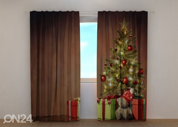 Poolpimendav kardin Christmas Surprise 2 240x220 cm ED-146947