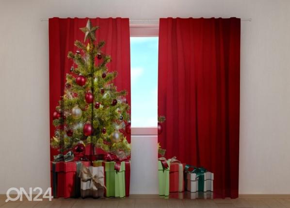 Pimendav kardin Christmas Surprise 240x220 cm ED-146950