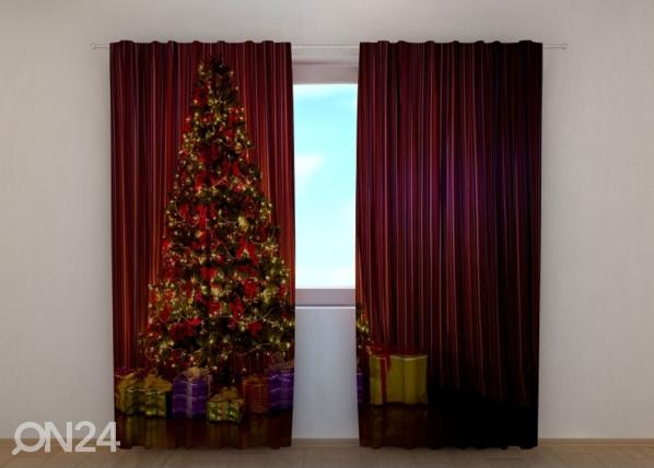 Pimennysverho Christmas Tree 1 240x220 cm ED-146952