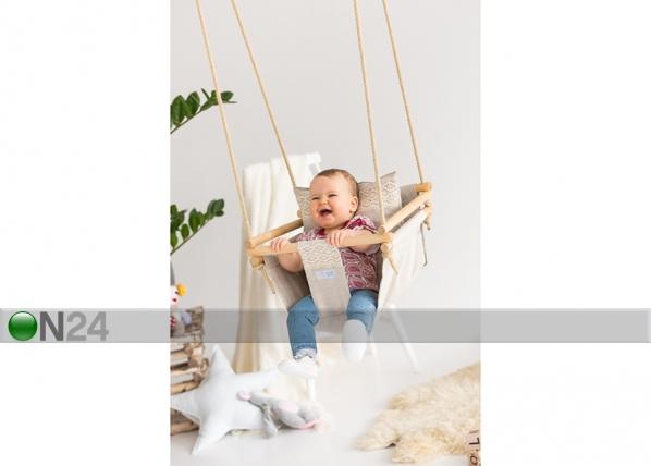Vauvan keinu Pitsillä DG-147197