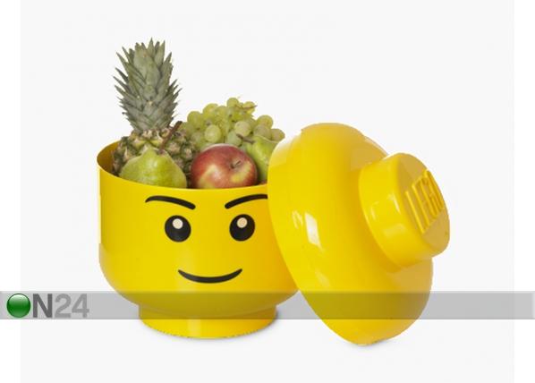 Säilytyslaatikko Lego poika RO-147249