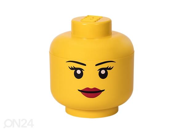 Säilytyslaatikko Lego tyttö RO-147250