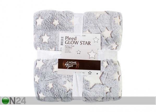 Плед Glow Star 150x200 cm EV-147663