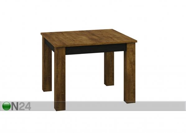 Удлиняющийся обеденный стол 89x101-181 cm TF-147665