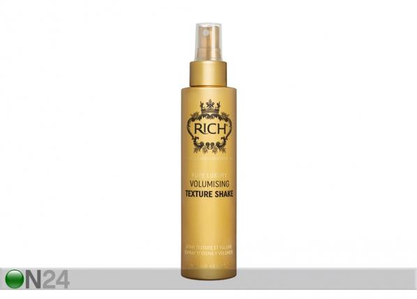 Tuuheutta lisäävä hiusspray Rich Pure Luxury 145ml SP-148566
