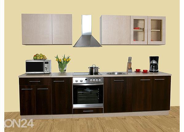 Baltest köögimööbel Kaisa 2 UK 300 cm AR-14858