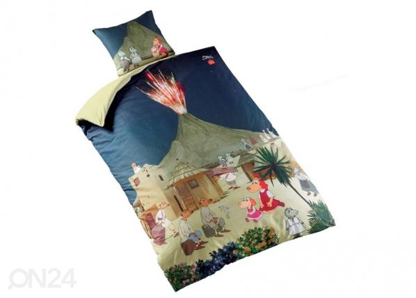 Комплект постельного белья Bradley Лотте и вулкан BB-148657