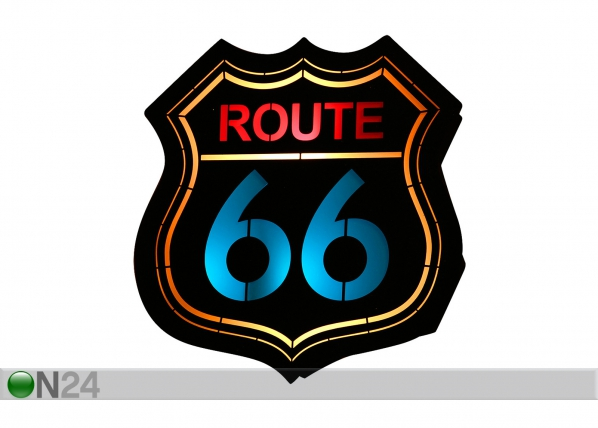 Seinalamp Route 66 AA-149272