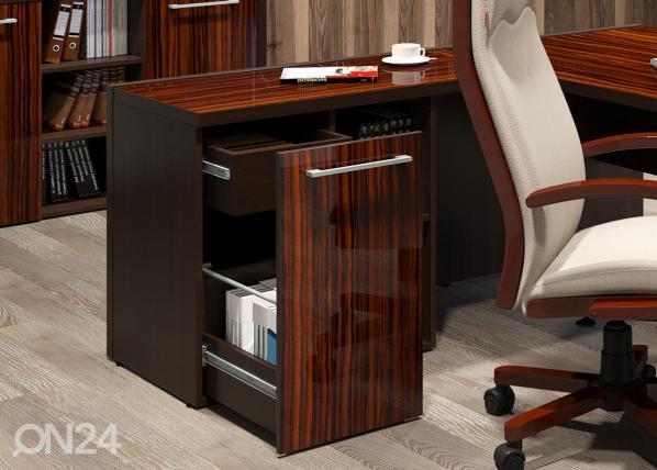 Konttoripöydän pidennys + laatikosto Morris KB-149414