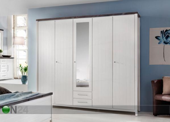 Шкаф платяной Malibu AM-149459