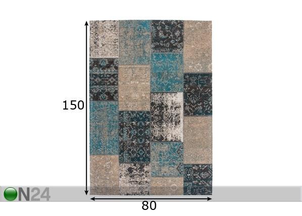 Ковер 80x150 см A5-149788