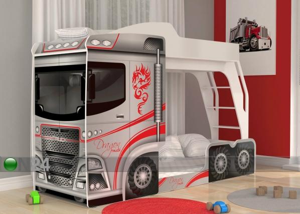 Kerrossänky Mega Truck 80x190 cm TF-149860
