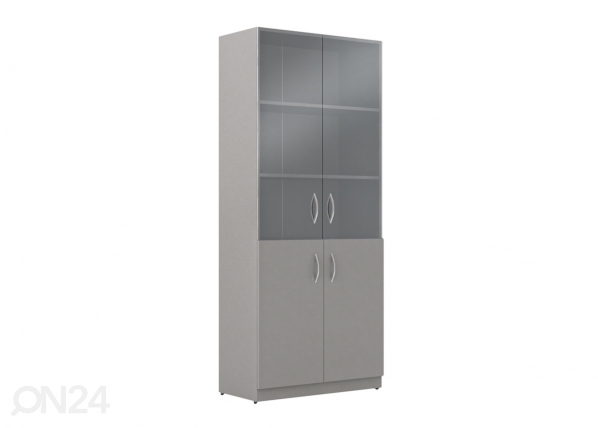 Офисный шкаф / шкаф-витрина Simple KB-150526