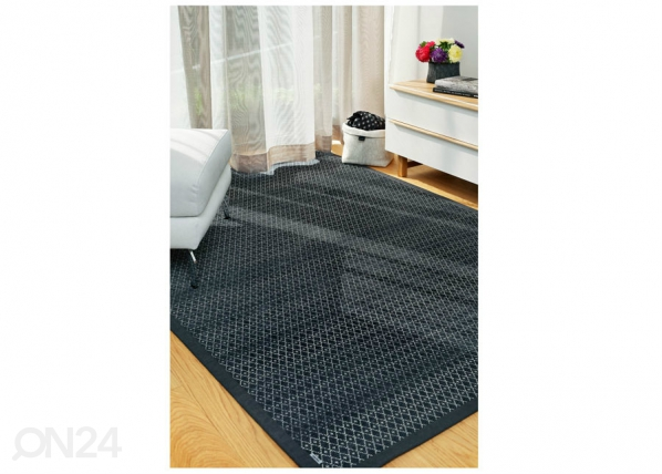 Narma smartWeave® vaip Tsirgu carbon 70x140 cm NA-150683