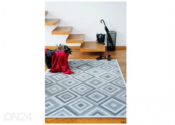 Narma smartWeave® vaip Tahula silver 70x140 cm NA-150771