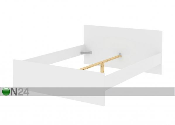 Sänky Naia + pohja 160x200 cm AY-150784