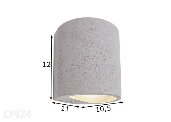 Seinävalaisin Sabik LY-151080