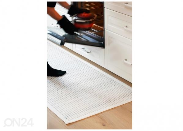 Narma smartWeave® vaip Esna white 70x140 cm NA-151098