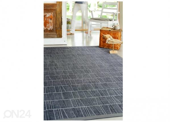 Narma smartWeave® ковер Kursi grey 70x140 см NA-151153