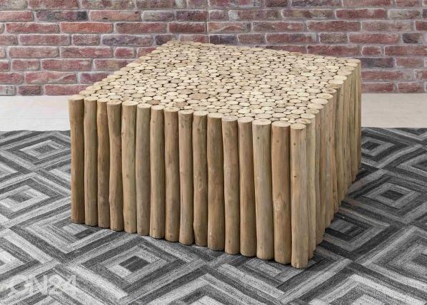 Sohvapöytä Romanteaka 80x80 cm AY-151424