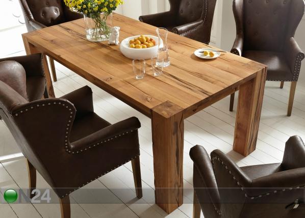 Tammi ruokapöytä Fausto AY-151566