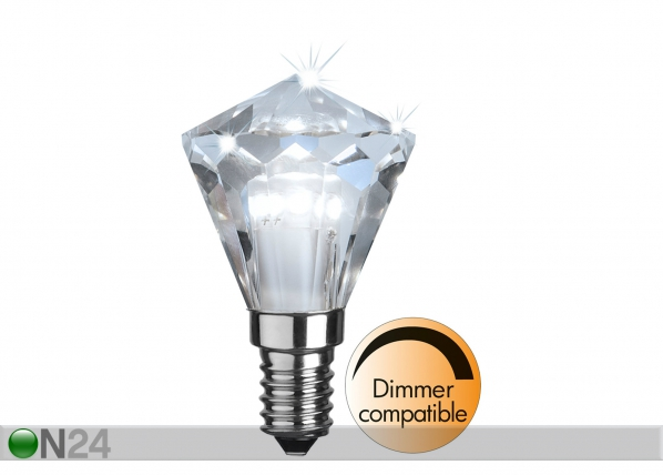 Декоративная LED лампочка, цоколь E14 AA-152203