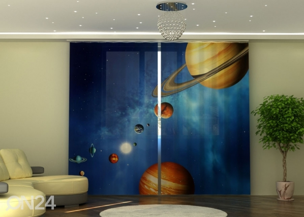 Poolpimendav kardin Solar System 290x245 cm ED-152341